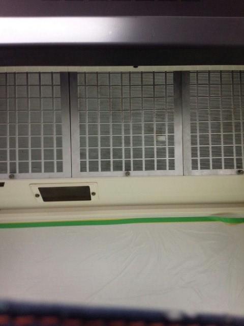 大阪府岸和田市でキッチン換気扇クリーニング [after]