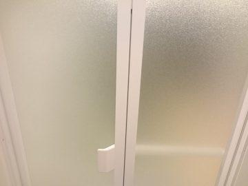 大阪府吹田市千里山竹園のマンション、ユニーブル南千里で浴室クリーニング