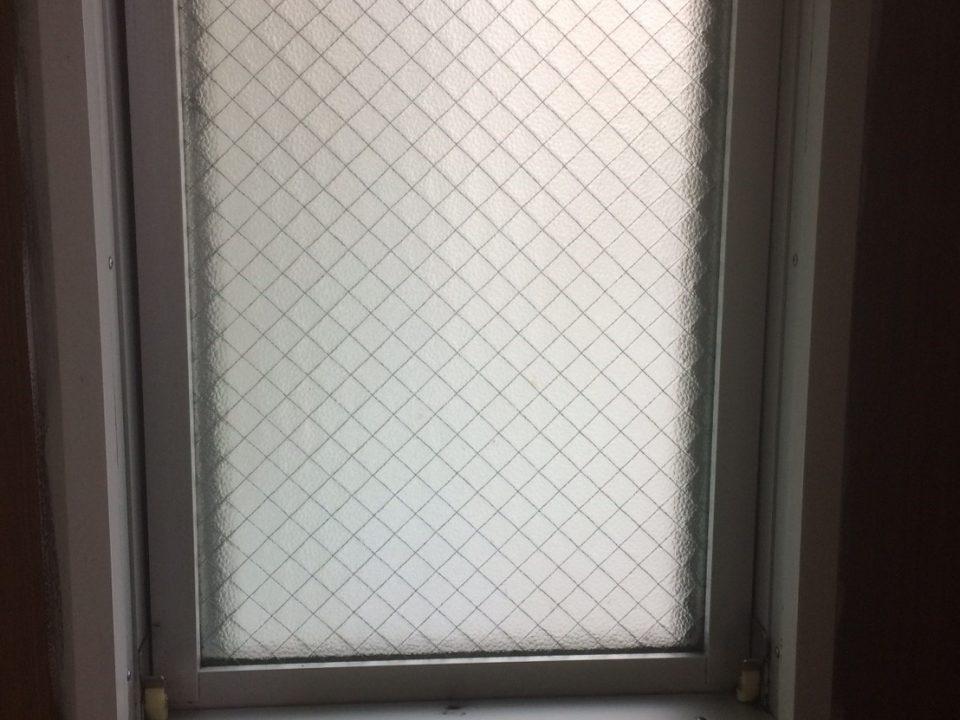 東京都新宿区で窓ガラスクリーニング [after]