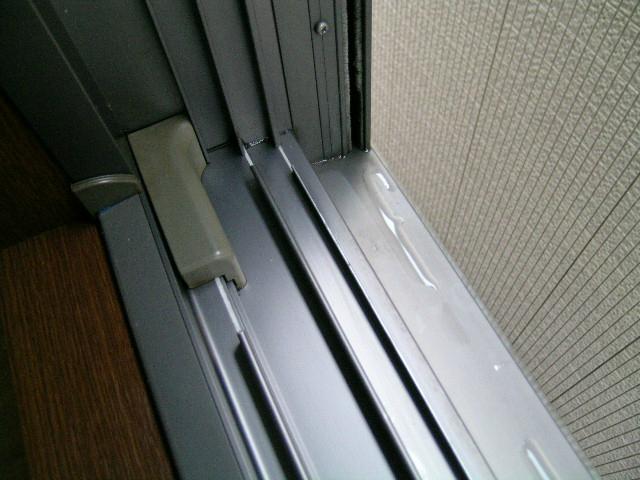 奈良県大和郡山市の総合公園近くで窓ガラスクリーニング [after]