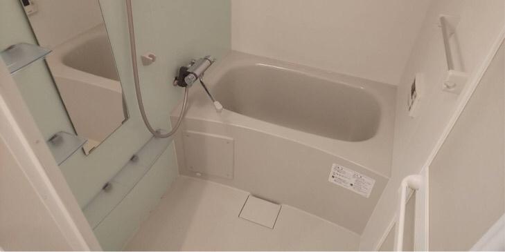 大阪府堺市東区白鷺町のルネ白鷺で浴室クリーニング [after]
