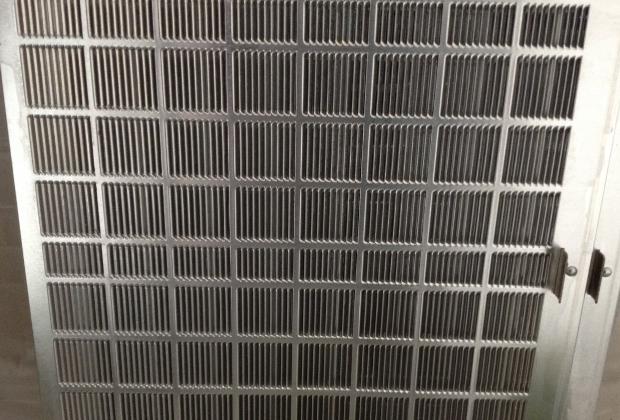 大阪府堺市北区金岡町のなかもずオールズ・ディアコートで換気扇クリーニング [after]