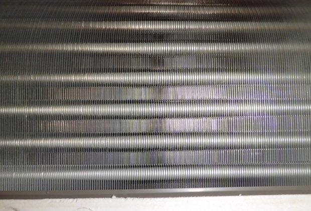 京都府京都市上京区京都御苑の京都御苑近くの戸建て住宅でエアコンクリーニング